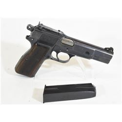 Browning 1935 High Power Handgun