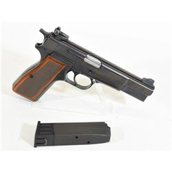 Browning High Power Handgun