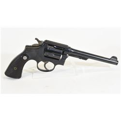 Smith & Wesson 38 Hand Ejector M&P Handgun
