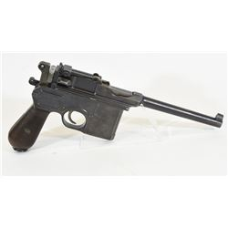 Mauser C96 Broomhandle Handgun