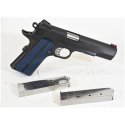Colt 1911 Government Competition Series Handgun