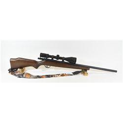 Savage 93R17 Left Handed Rifle