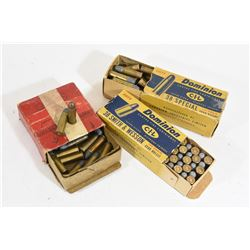 103 Rounds Mixed Dominion .38 Cal Ammo