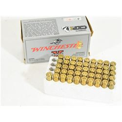 46 Rounds Winchester 25-20 86 Grn Soft Point