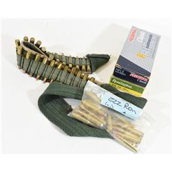 78 Rounds Mixed Rifle Ammo