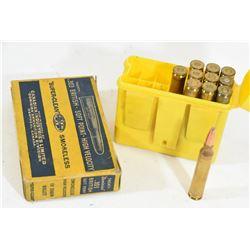 26 Rounds Mixed Rifle Ammo