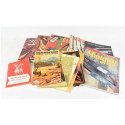 Box Lot Books & Pamphlets