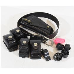 Leather Shooting Gear and More