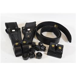 Leather Tactical Gear