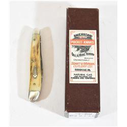 Schatt & Morgan Cutlery Co. Knife