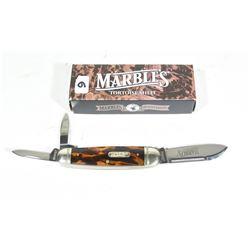 Marbles Sleeveboard Whittler Pocket Knife