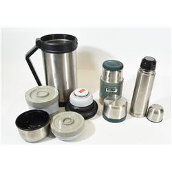 3 Insulated  Food and Drink Bottles