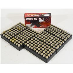 300 Pieces 9mm Luger Brass