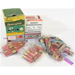 116 Rounds Of Mixed 12 Ga Ammunition