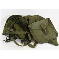 US WWII Small Pack