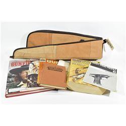 Books & Soft Gun Case