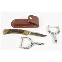 Knife and Oar Locks