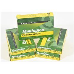 "25 Rounds Remington 20 Ga x 2 3/4"" Slugs"