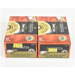 "20 Rounds Federal 12 Ga x 3"" Shotshells"