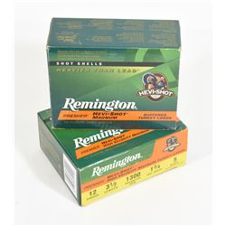 "20 Rounds Remington 12 Ga x 3 1/2"" Turkey Loads"