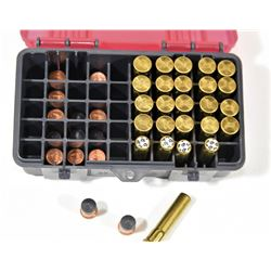 39 Rounds 9mm Flobert in Plano Ammo Case