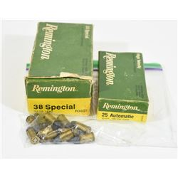86 Rounds of Assorted Ammo
