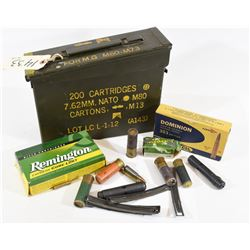 Ammo Can with Ammo