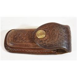 W.R. Case and Sons Leather Knife Sheath