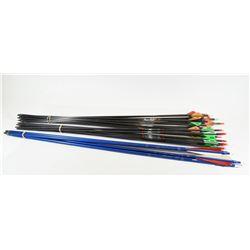 "Assorted Easton Arrows 32-34"""