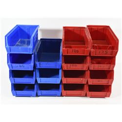 Plastic Stackable Parts Trays