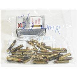 81 Rounds 22 Magnum Ammunition