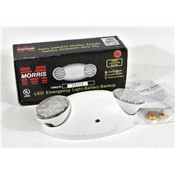 LED Emergency Light Battery Backup
