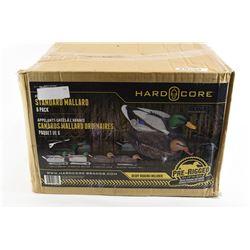 New Hard Core Standard Mallard 6 Pack