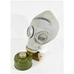 Gas Mask and Canister