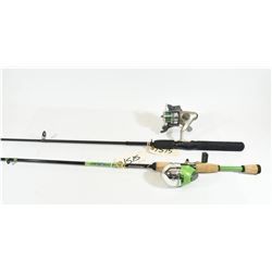 Two Rods & Reels