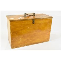 Home Made Range Box
