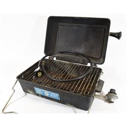Portable Hibachi BBQ with Hose