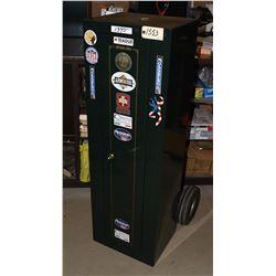 Stack-On Gun Locker