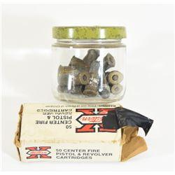 Mixed Vintage Ammunition