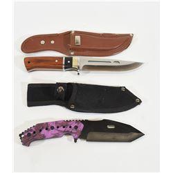 Box Lot Knives