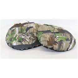 Two Padded Ground Cushions