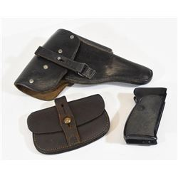 Walther PPK Holster & Grips