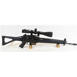 Swiss Arms Black Special Rifle