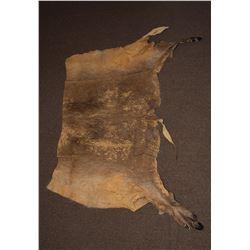 African Warthog Back Skin