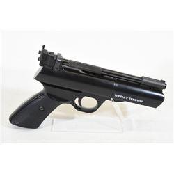 Webley Tempest Pellet Pistol