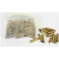 100 Pieces 223 Rem Brass Once Fired