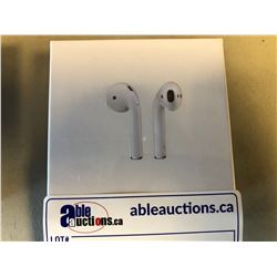 NEW WIRELESS APPLE AIRPODS