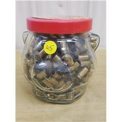 Jar full of ammo, used
