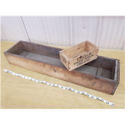 Large drawer & cheese box