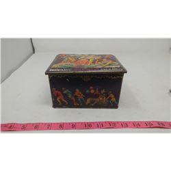 OLE KING COLE TEA BOX